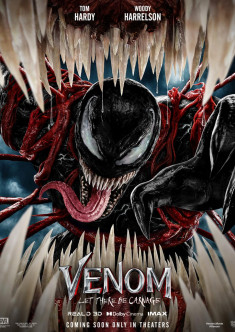 Venom 2: Let There Be Carnage - OV 3D