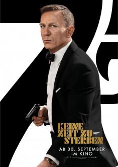 Keine Zeit zu sterben (007) - Atmos